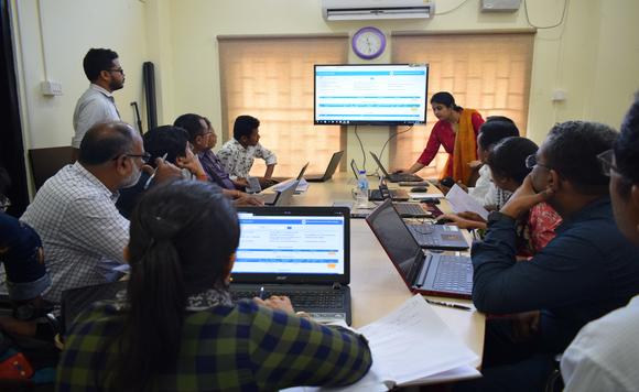 Project Monitoring system workshop by RUSA, Assam